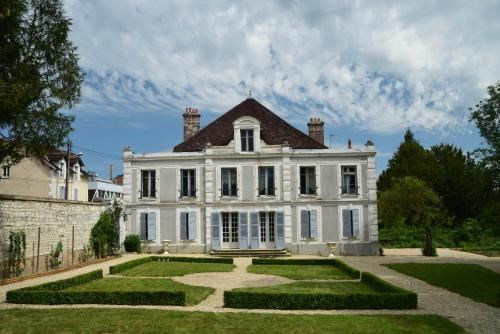 Hotel Particulier La Gobine : Bed and Breakfast near Saint-Loup-d'Ordon