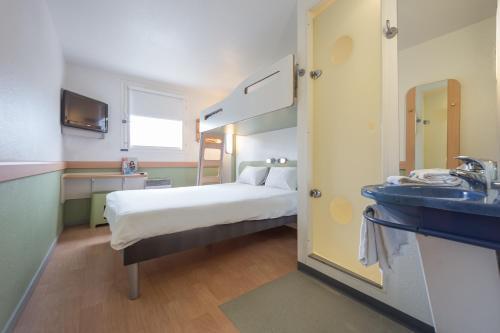ibis budget Rennes Chantepie : Hotel near Nouvoitou