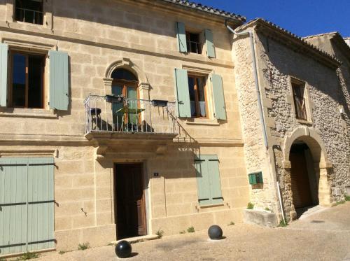 La Colliassoise : Apartment near Collias