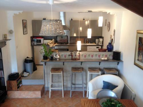 Le Refuge : Guest accommodation near Rieux-Minervois