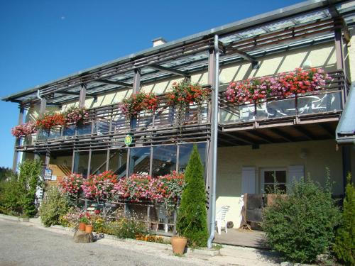 Activ'Plein Air : Guest accommodation near Surjoux