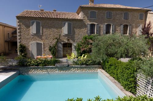 Clos Du Père Clément : Guest accommodation near Visan