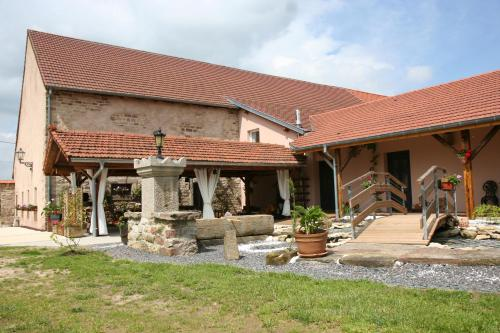 Hagebuche : Bed and Breakfast near Saint-Jean-Kourtzerode