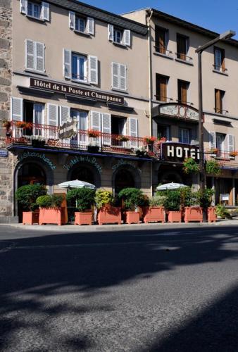Hotel De La Poste : Hotel near Connangles