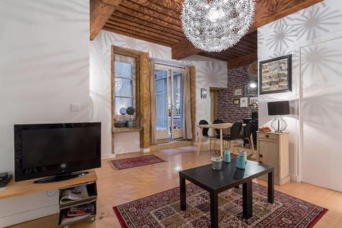 Le 27 L : Apartment near Lyon 1er Arrondissement