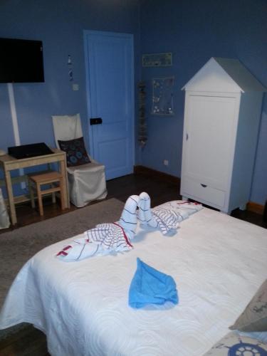 A la belle carpe : Guest accommodation near Courtémont