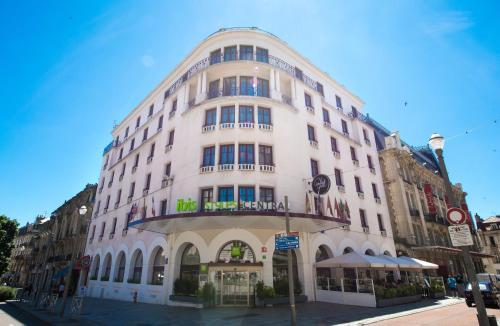 ibis Styles Dijon Central : Hotel near Dijon