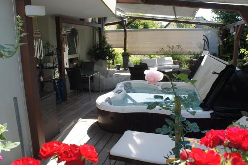 Au Petit Paradis - Strasbourg Sud : Apartment near Erstein