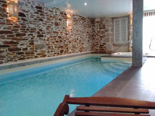 la Maison d'Odette et Daniel : Guest accommodation near Lauresses