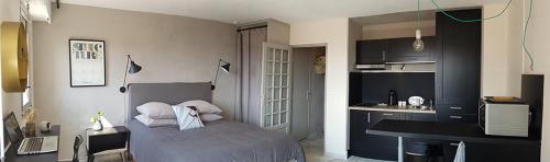 Studio avec vue : Apartment near Toulon