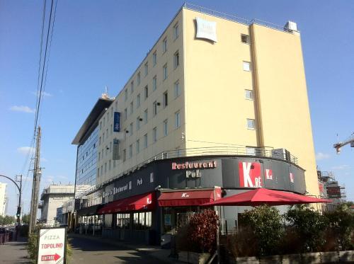 ibis budget Bezons : Hotel near Montigny-lès-Cormeilles