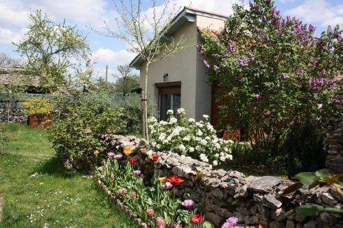 l'île aux étoiles : Guest accommodation near Saint-Sulpice