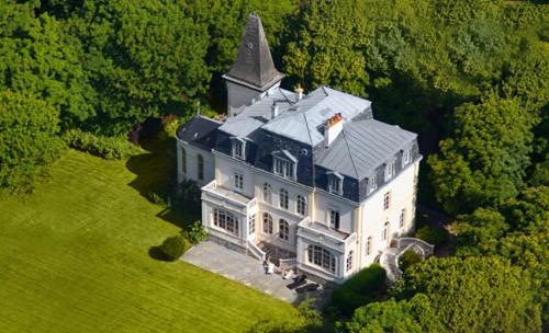 Château de la Marine : Bed and Breakfast near Pittefaux