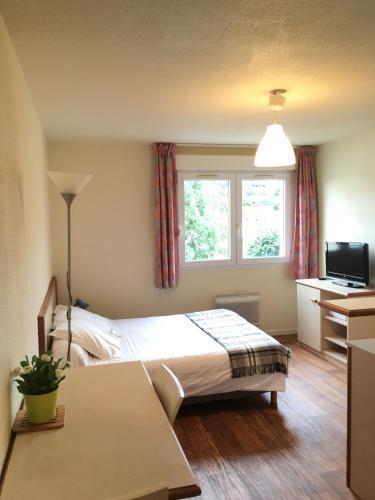 Résidence Les Dômes : Apartment near Saint-Pierre-le-Chastel