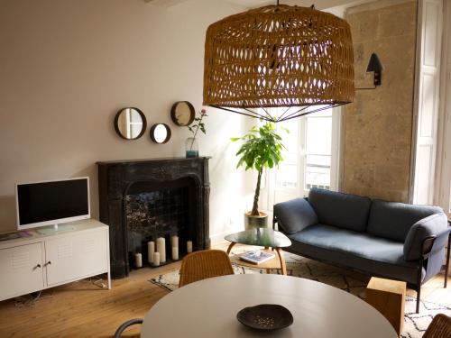 Suite Pommeraye : Apartment near Bouguenais