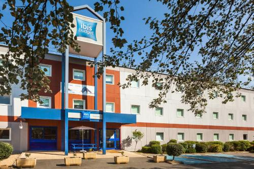ibis budget Sucy en Brie : Hotel near Férolles-Attilly