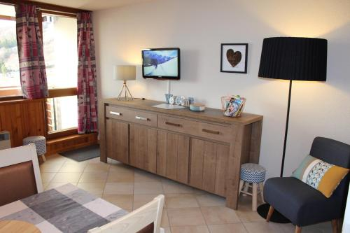 Super Besse : Apartment near Saint-Donat