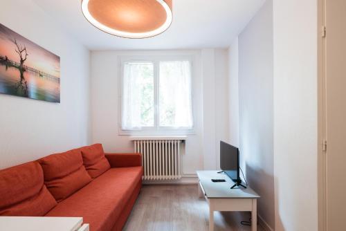 Luckey Homes - Rue Feuillat : Apartment near Lyon 8e Arrondissement