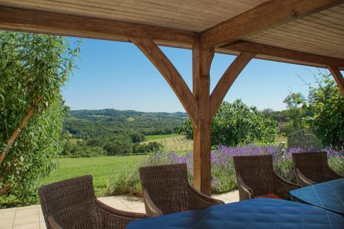 Domaine De La Licorne : Guest accommodation near Marcillac-Saint-Quentin