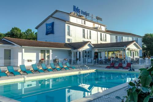 ibis budget Nimes Marguerittes : Hotel near Redessan