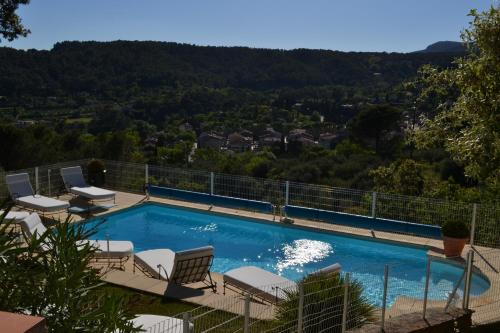 Tivoli en Provence : Guest accommodation near Cotignac