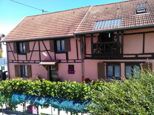 Gites & Camping on the Route des Vins : Guest accommodation near Saint-Hippolyte