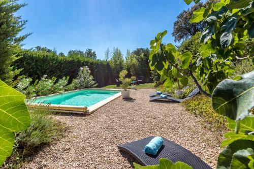 Villa A Deux pas d'Aix : Guest accommodation near Meyrargues