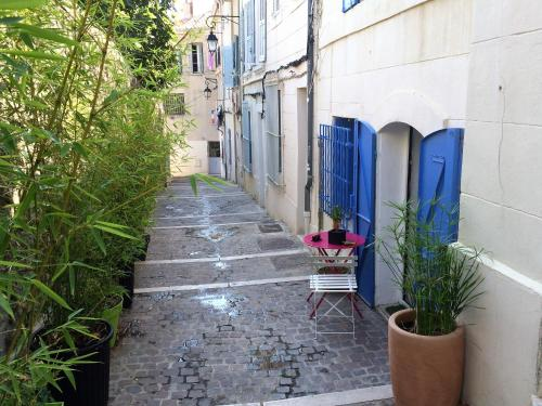 Un Duplex au Panier : Apartment near Marseille 2e Arrondissement