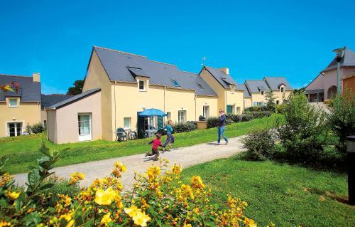 Résidence Odalys Domaine de l'Emeraude : Guest accommodation near Lanrigan