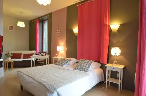 Le Genève : Hotel near Chastreix