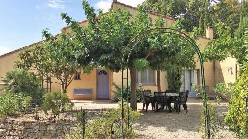 Aux Quatrefeuilles d'Oc - Villa Jasmin : Guest accommodation near Fozières
