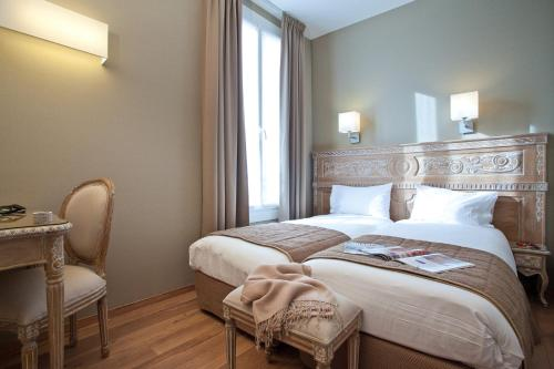 Hôtel Du Printemps : Hotel near Saint-Mandé