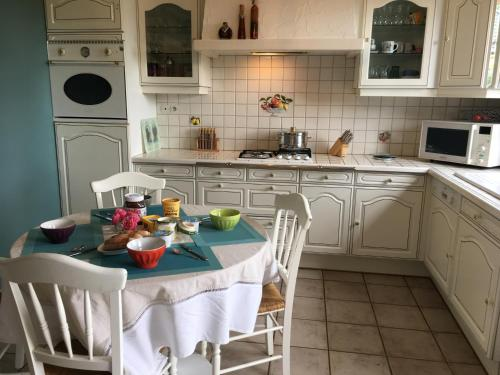 La Maison D'Eliane : Guest accommodation near Ham-en-Artois