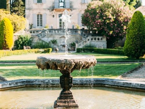 B&B Château Légier : Bed and Breakfast near Fontvieille