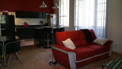 Appartement T2 au cœur de la Ville : Apartment near Carcassonne