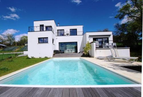 Villa Carlotti Studio Pau Est : Apartment near Navailles-Angos
