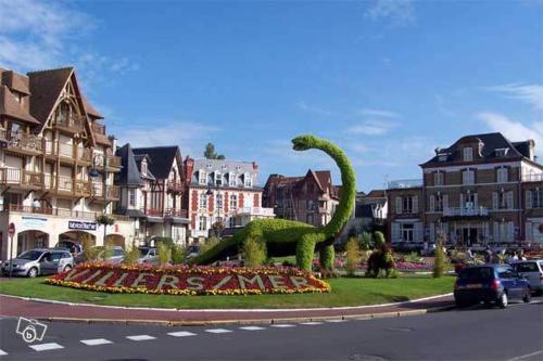 Au Normand : Hotel near Villers-sur-Mer