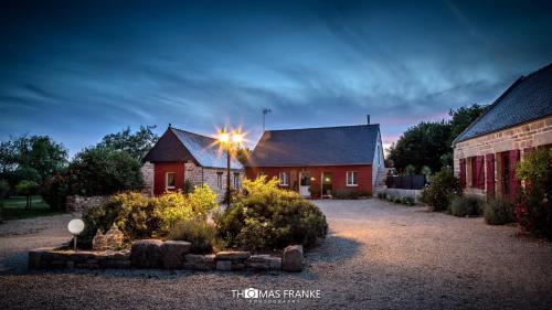 Location de La Ferme De Kerraoul : Guest accommodation near Tréméoc