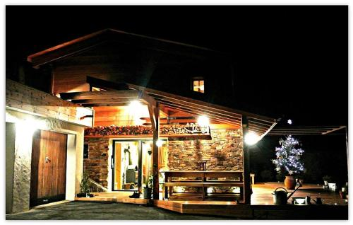 Chalet du Bickenberg : Guest accommodation near Soultzmatt