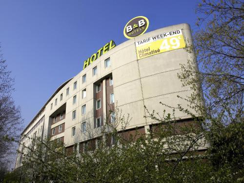 B&B Hôtel Paris Malakoff Parc des Expositions : Hotel near Châtillon
