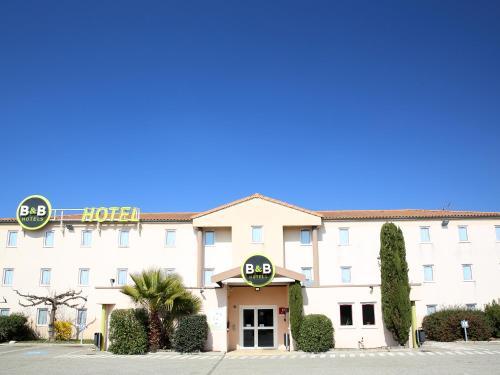 B&B Hôtel Avignon (2) : Hotel near Le Pontet