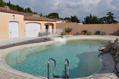 Château Gombert : Guest accommodation near Marseille 14e Arrondissement