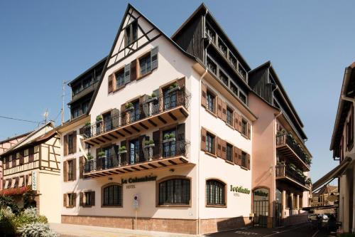 Le Colombier : Hotel near Bourgheim