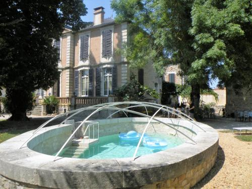 Manoir de La Bastide : Bed and Breakfast near Belmont-Sainte-Foi