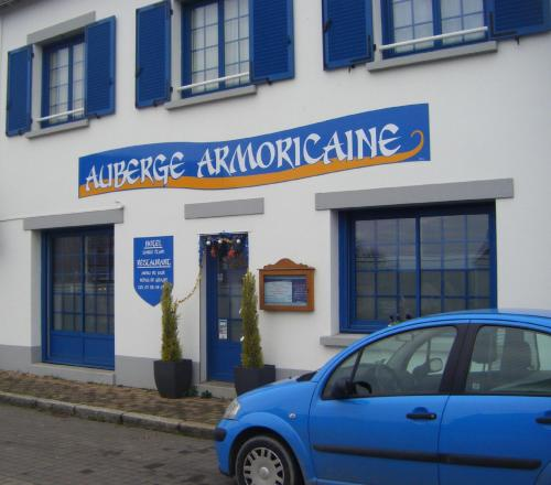 Auberge Armoricaine : Guest accommodation near Lusanger