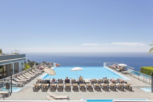 Résidence Pierre & Vacances Costa Plana : Guest accommodation near Èze