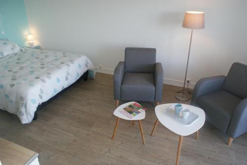 Appartement Perle d Ô : Apartment near Saint-Brieuc
