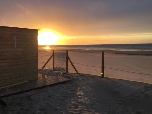 Malo les bains beach : Apartment near Killem