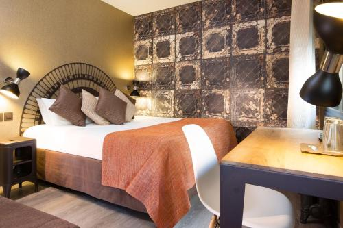 Hotel Espace Champerret : Hotel near Levallois-Perret