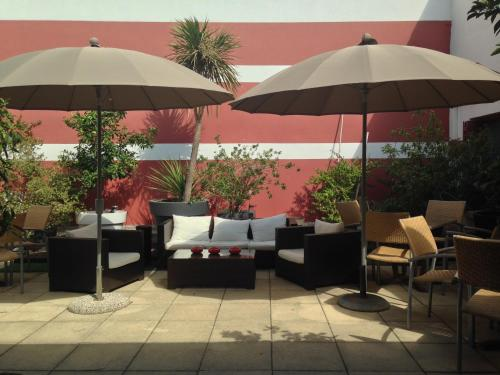 Hotel Cote Patio : Hotel near Caissargues